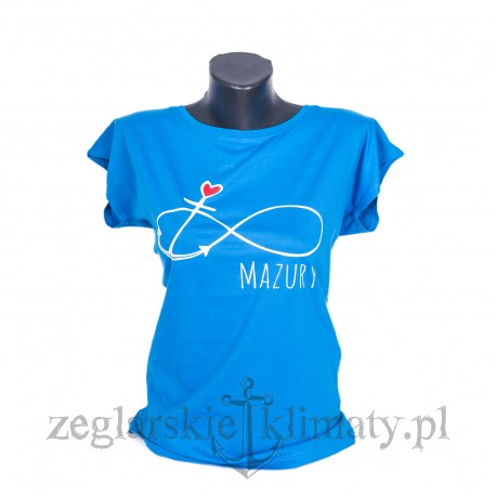 Koszulka damska MAZURY
