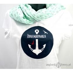 Koszulka dla Żony Marynarza