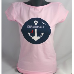 Koszulka letnia dla Żony Marynarza