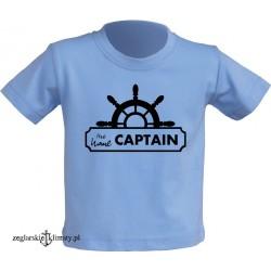 Koszulka dziecięca The OME Captain