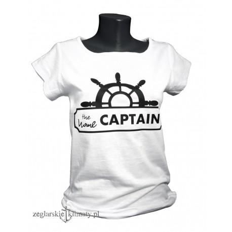 Koszulka damska The HOME Captain