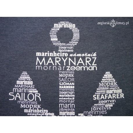 Koszulka męska MARYNARZ