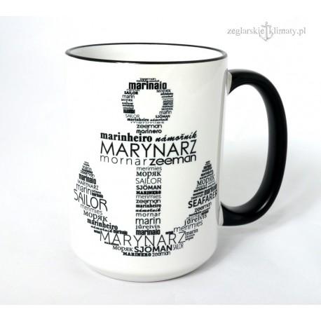 Duży kubek Marynarz