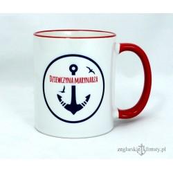 Kubek dla Dziewczyny Marynarza