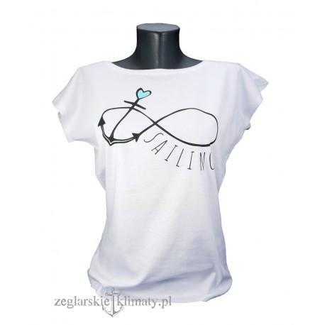 Koszulka damska Sailing