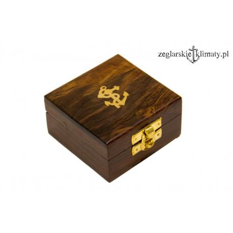 Pudełko z kotwiczką
