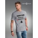 Koszulka męska KAPITAN ŻEGLUGI nieWIELKIEJ