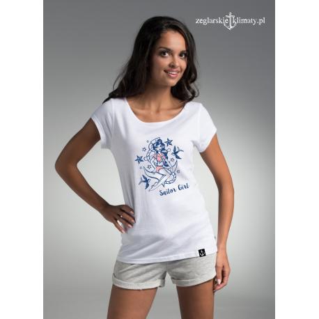 Koszulka damska SAILOR GIRL
