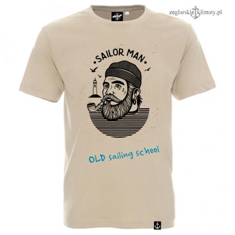 Koszulka męska OLD sailing school