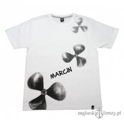 Koszulka męska ŚRUBY z Twoim imieniem :-)