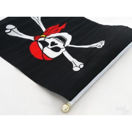 Flaga piracka