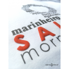 Koszulka męska SAILOR - 3D