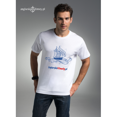 Koszulka męska Żeglarskie Klimaty 2017