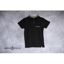 Koszulka męska z haftem CAPTAIN