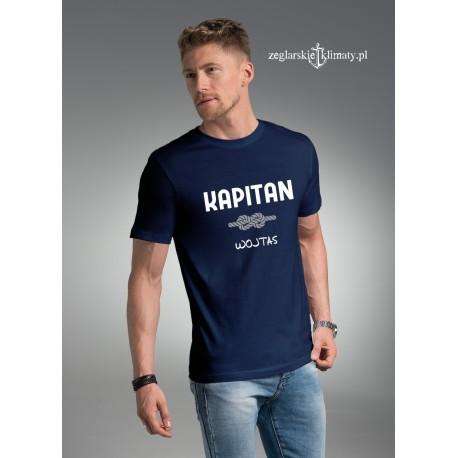 Koszulka męska premium KAPITAN