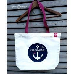 Marynarska torba dla Dziewczyny Marynarza