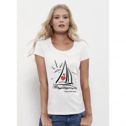 BORN to Sail koszulka z długim rękawem
