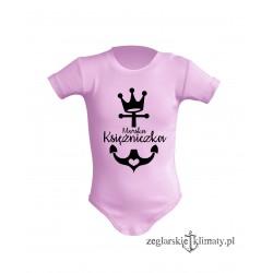 Body niemowlęce Morska Księżniczka