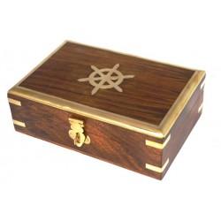 Pudełko z sterem