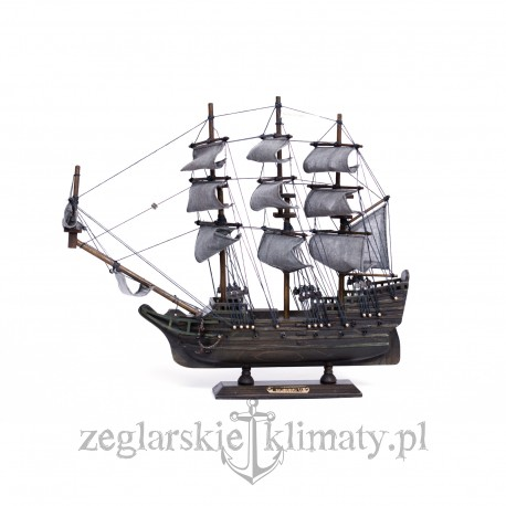 Model statku - Latający Holender