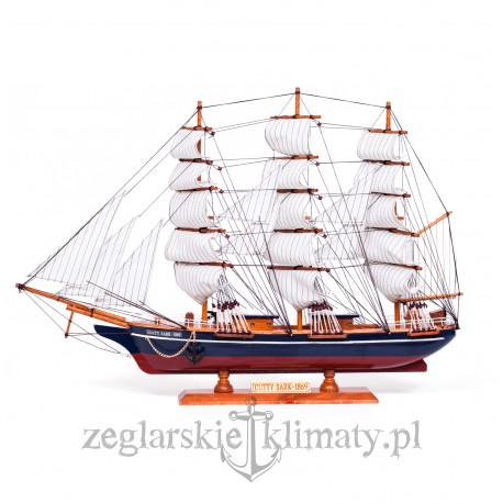 Model żaglowca Cutty Sark