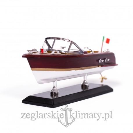 Model motorówki dł. 25cm