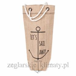 Worek na wino Sail Away :-)
