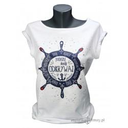 Koszulka damska ODKRYWAJ