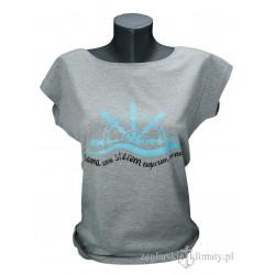 Koszulka damska SAMA SOBIE STEREM