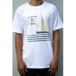 Koszulka męska Życie jest proste....