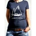 Koszulka damska Żeglarskie Klimaty :-)