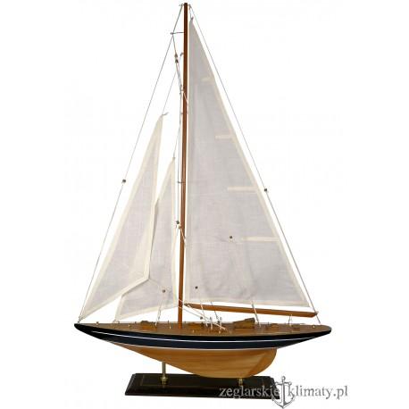 Model jachtu J-class wys. 87cm