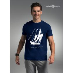 Koszulka męska Morze, moje morze