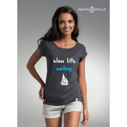 Koszulka damska Slow Life