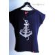 Koszulka damska ML Marine