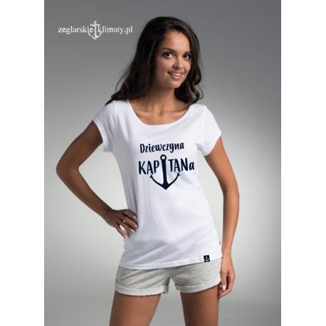 Koszulka Dziewczyna KAPITANA