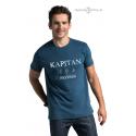 Koszulka męska premium plus KAPITAN z imieniem