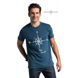 Koszulka męska premium plus Sea Moods