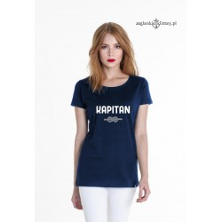 Koszulka damska premium KAPITAN