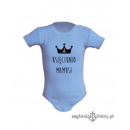 Body niemowlęce Księciunio Mamusi