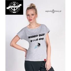 Koszulka damska WINDY DAY