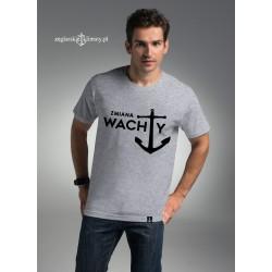 Koszulka męska ZMIANA WACHTY