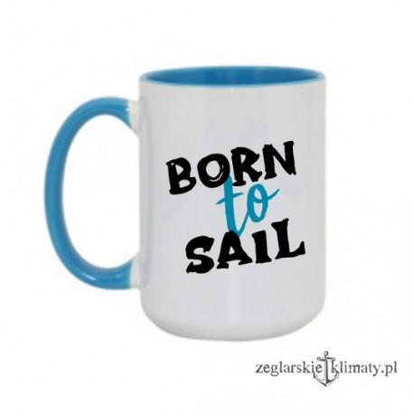 Duży kubek BORN to SAIL