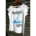 Koszulka damska WEEKEND loading - 3D