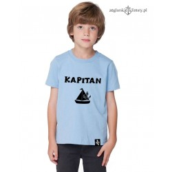 Koszulka dziecięca KAPITAN 1-14 lat
