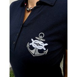 Polo damskie Sailing TEAM