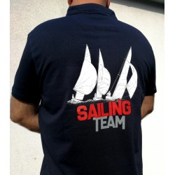 Polo męskie SAILING TEAM