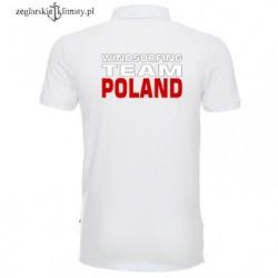 Polo męskie TEAM POLAND