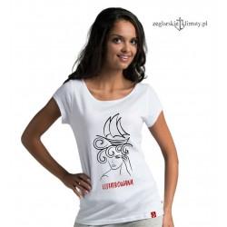 Koszulka damska USTATKOWANA