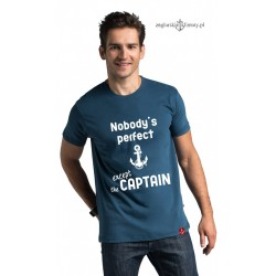 Koszulka męska premium plus Nobody's perfect